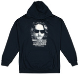 Hoodie: The Big Lebowski - The Dude Abides T-Shirt
