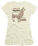 Juniors: Drama Llama T-Shirt