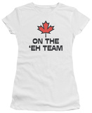 Juniors: The &#39;Eh Team Shirt