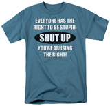 Right to be Stupid T-Shirt