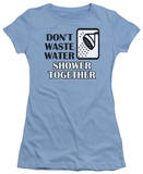 Juniors: Don't Waste Water T-shirts