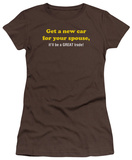 Juniors: New Car T-Shirt