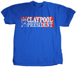 Les Claypool - Les For President T-Shirts