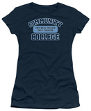 Juniors: Community College T-shirts