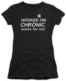 Women's: Hooked on Chronic (Slim Fit) Shirt