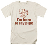 Lay Pipe T-Shirt
