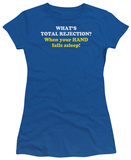 Women&#39;s: Total Rejection (Slim Fit) T-shirts