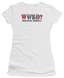 Juniors: WWBD T-Shirt