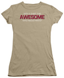 Women's: Shirt This Awesome (Slim Fit) T-shirts