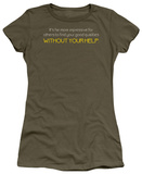 Juniors: Good Qualities Shirt