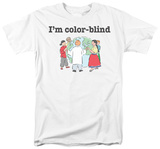 Color Blind T-shirts