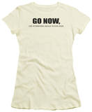 Juniors: Go Now T-Shirt