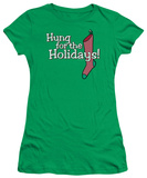 Women&#39;s: Hung for the Holidays! (Slim Fit) T-shirts