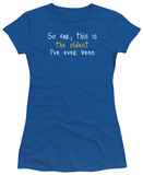 Women's: Oldest I've Ever Been (Slim Fit) T-shirts