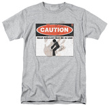 Caution T-shirts