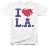 I Heart L.A. T-shirts