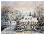 Holiday Magic Prints by Carl Valente