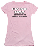 Juniors: I'm So Hot T-Shirt
