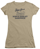 Women&#39;s: Hops &amp; Barely (Slim Fit) T-shirts