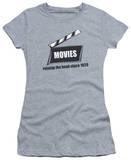 Juniors: Movies T-Shirt