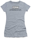 Juniors: Junk Shirts