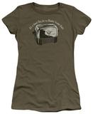 Juniors: Toaster Bath T-Shirt
