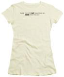 Juniors: Not Annoying Me T-shirts
