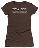 Juniors: Deja Moo Shirts