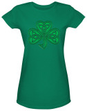 Juniors: Celtic Shamrock T-Shirt