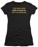 Juniors: Y1K Problem T-shirts
