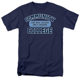 Community College T-shirts