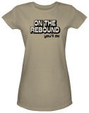 Women's: On the Rebound (Slim Fit) Shirts