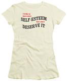 Juniors: More Self Esteem Shirt