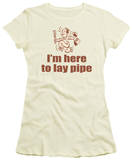 Juniors: Lay Pipe T-shirts