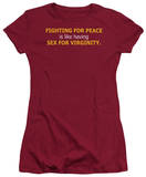 Juniors: Fighting for Peace Shirts