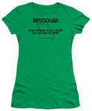 Juniors: Missouri T-Shirt