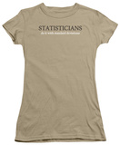 Juniors: Statisticians Do It with Standard Deviations Shirts