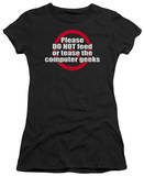 Juniors: Computer Geeks T-shirts