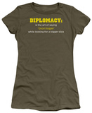 Juniors: Diplomacy Shirt