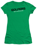 Women&#39;s: Golfers Do It (Slim Fit) T-shirts