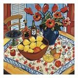 The Lemon Bowl Affiches par Suzanne Etienne