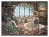 Bulles de savon Affiches par Janet Kruskamp