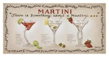 Martini Collection Posters by Janet Kruskamp