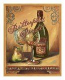 Butterfield Pinot Prints by Shari White