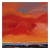 S. Brooke Anderson - Red Sky - Tablo