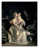 Motherhood, 1805 Prints by Marguerite Gerard