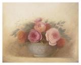 Bouquet de roses Affiches par  Cheovan