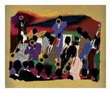 Big Band Prints by Leroy Campbell