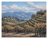 Vineyard Village Prints by Sung Kim