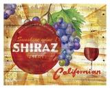 Californian Shiraz Reserve Prints by Scott Jessop
